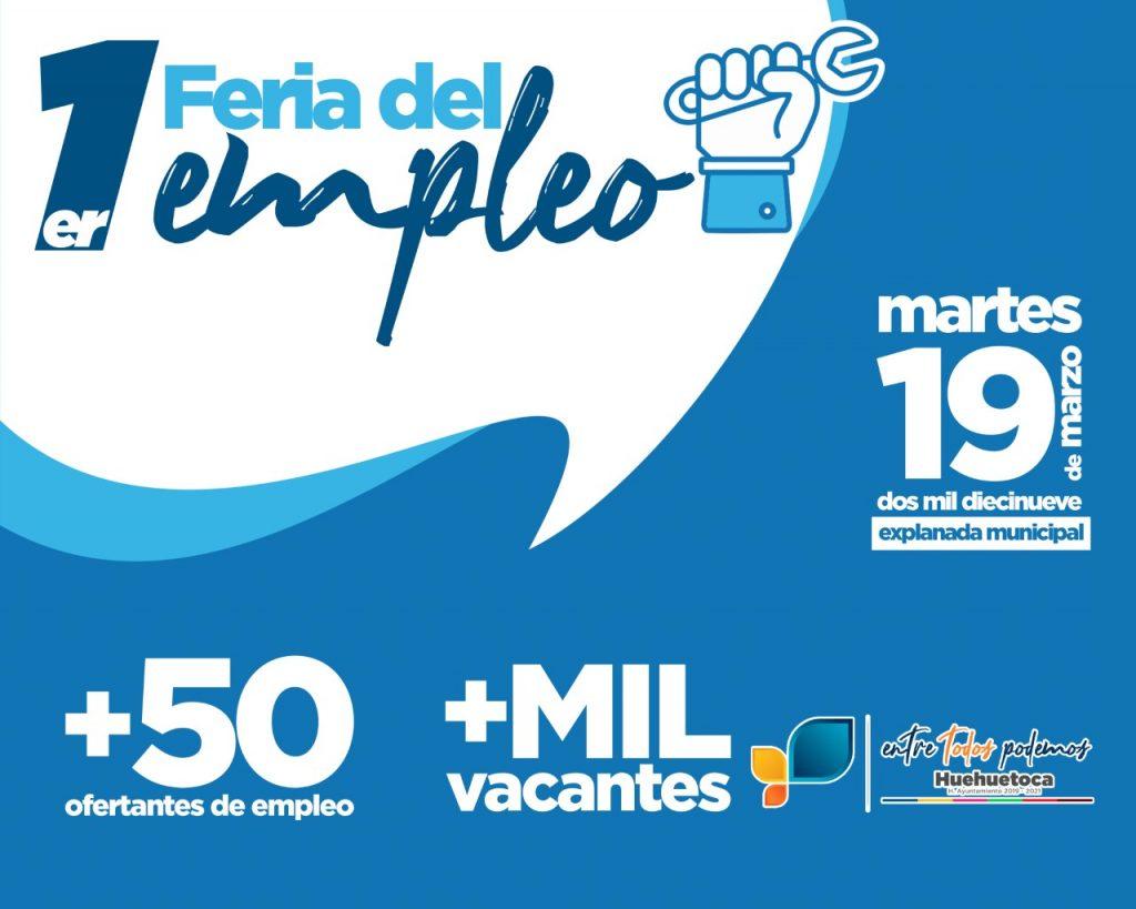 1er Feria Empleo Huehuetoca