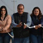 Entrega Castro Chimal importante libramiento vial en zona de Salitrillo Huehuetoca