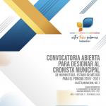 Gaceta No. 7 Convocatoria Abierta para Designar al Cronista Municipal 2019-2021