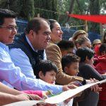 Castro Chimal entregó parque recreativo y comunitario a vecinos de Casa Nueva